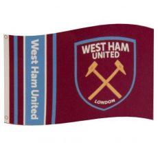 Veľká vlajka West Ham United