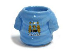 Keramický pohár na vajíčko Manchester City FC