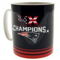 Keramický hrnček New England Patriots