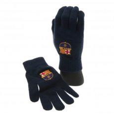 FC Barcelona - Pletené rukavice