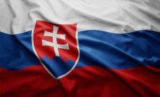 Veľká vlajka Slovensko