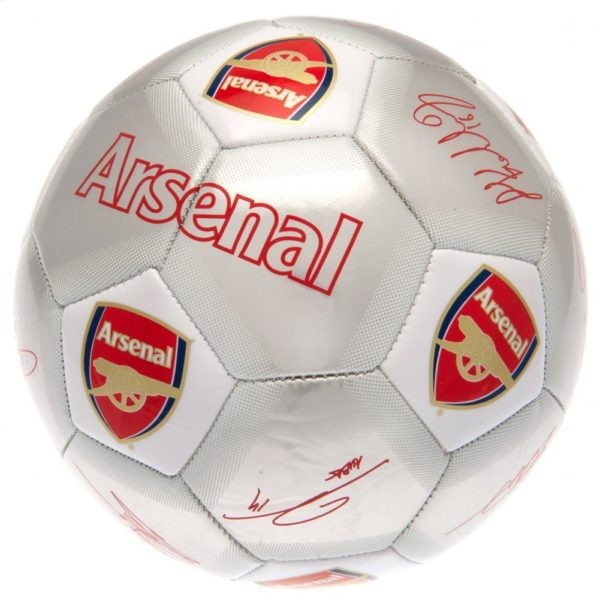 Fotbalová lopta Arsenal FC - Signature - Jeden z najväčších obchodov ... fc23d1eea5