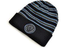 Pletená čiapka Manchester City FC