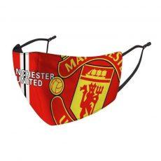 Rúško Manchester United FC