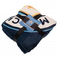 Luxusná deka Manchester City FC