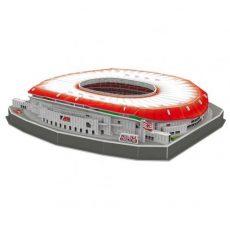 Puzzle 3D -  Atletico Madrid FC Stadium