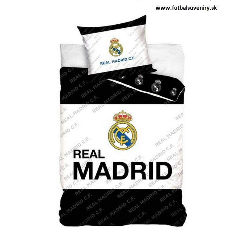 3e4f554d1 Obliečky Real Madrid FC - Jeden z najväčších obchodov s futbalovými ...