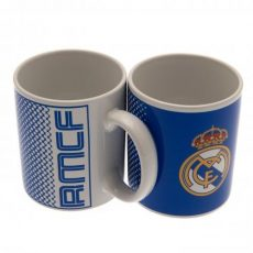 Keramický hrnček Real Madrid FC