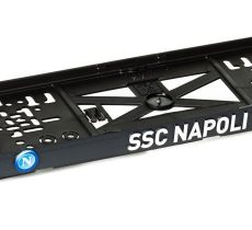 Držiaky na ŠPZ - SSC Napoli (oficiálny produkt)