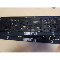 Držiaky na ŠPZ Juventus  FC