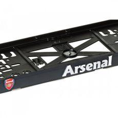 Držiaky na ŠPZ - Arsenal FC(oficiálny produkt)