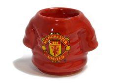 Keramický pohár na vajíčko Manchester United FC