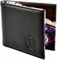 Kožená peňaženka Chelsea FC