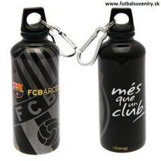 Fľaša na nápoje FC Barcelona - Alumíniová