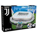 3D Puzzle - Štadión Juventus FC