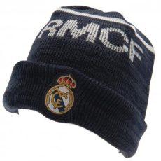 Pletená čiapka Real Madrid FC