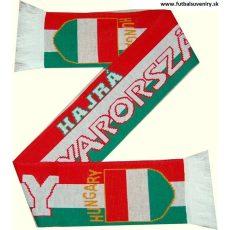 Pletený šál Maďarsko