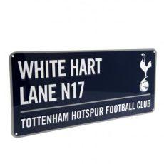 Retro ceduľka Tottenham Hotspur