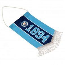Vlajka do auta  Manchester City FC