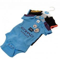 Body pre bábätká Manchester City