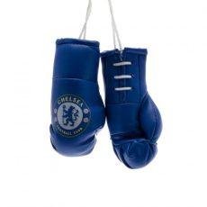 Mini boxérske rukavice do auta Chelsea FC