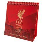 Kalendár FC Liverpool