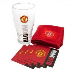 Bar set Manchester United FC(oficiálny produkt)