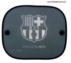 Tienidlo do auta FC Barcelona - na bočné okno