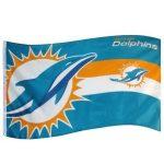 Vlajka Miami Dolphins