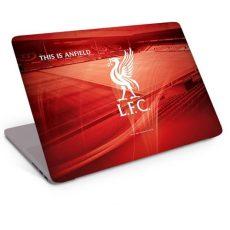 Nálepka na notebook FC Liverpool
