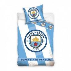 Posteľné prádlo Manchester City F.C- single