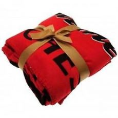Luxusná deka Manchester United FC
