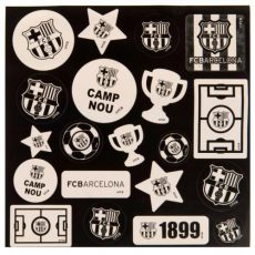Nálepky FC Barcelona