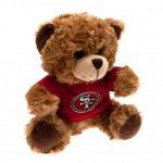 Plyšový medvedík San Francisco 49ers