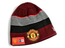 Pletená čiapka Manchester United F.C - obojstranná