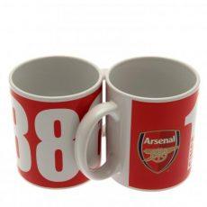 Keramický hrnček Arsenal FC -1885