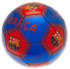 Futbalová lopta  FC Barcelona - signature