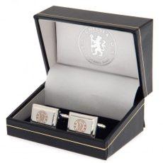 Manžetové gombíky Chelsea FC (oficiálny produkt)