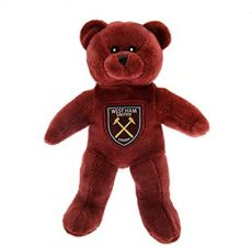 Plyšový medvedík West Ham United