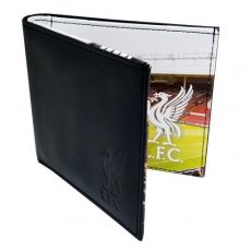 Kožená peňaženka  FC Liverpool
