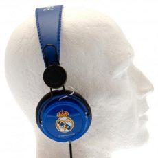 Slúchadlá Real Madrid FC(oficiálny produkt)
