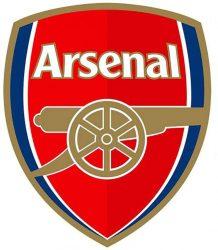 Nálepka Arsenal FC