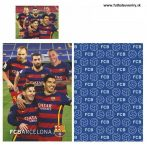 Obliečky  FC Barcelona - single