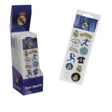 Nálepky Real Madrid FC
