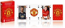 Hracie karty Manchester United