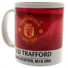Hrnček Manchester United - Old Traford
