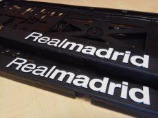 Držiaky na ŠPZ - Real Madrid FC