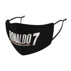 Rúško Juventus FC - Ronaldo
