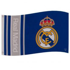 Vlajka Real Madrid FC