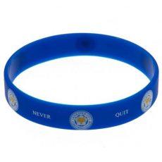 Silikónový náramok Leicester City FC